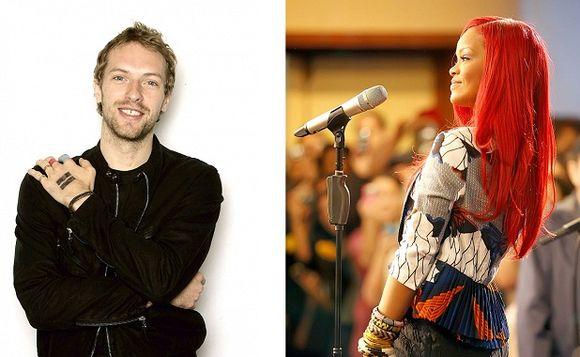 Chris Martin se cree peor cantante que Rihanna?