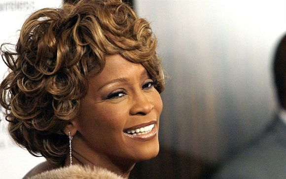 Whitney Houston de molestosa en un avión?