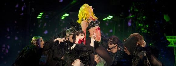 Lady Gaga ¿practica ritos satánicos?
