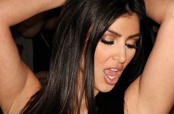 Kim Kardashian para Harper's Bazaar?
