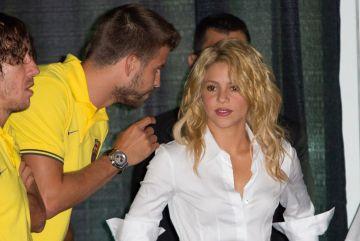 Piqué, ¿le fue infiel a Shakira?