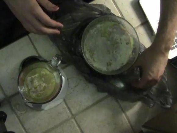 Creó jabón con la grasa que le quitaron en una Liposucción